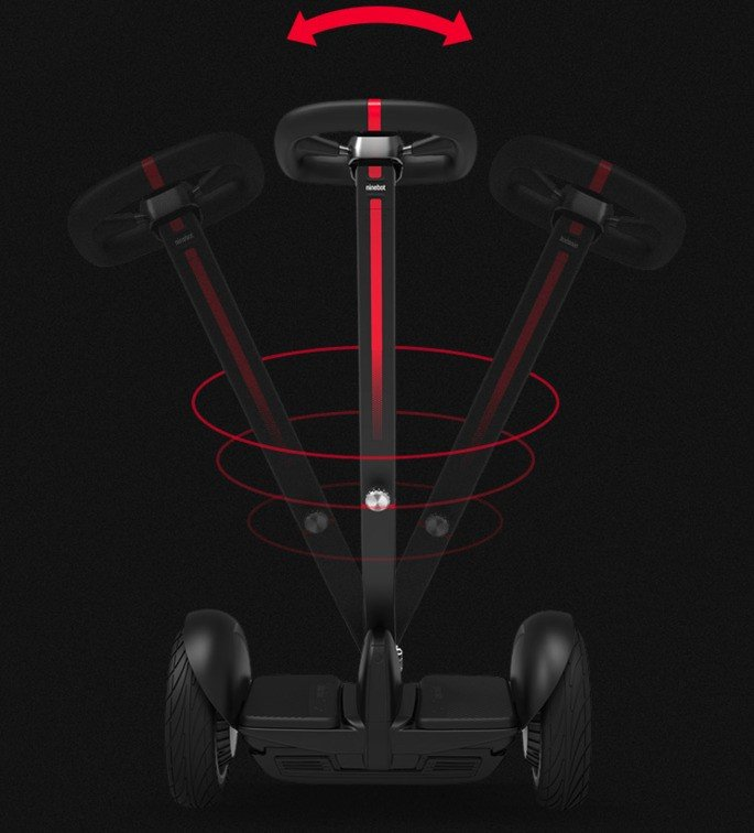 Xiaomi Ninebot Self-Balancing Scooter Max Sports