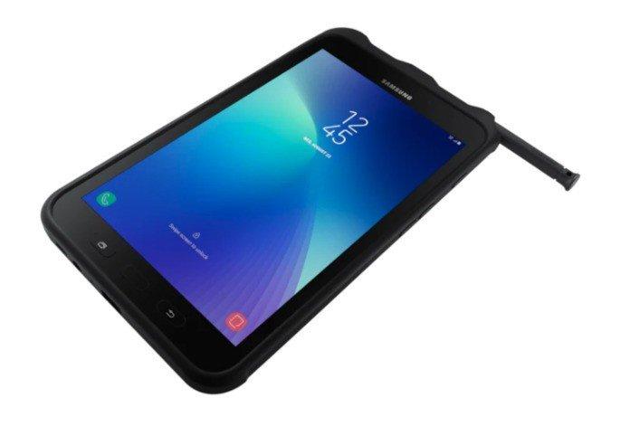 O Samsung Galaxy Tab Active 2