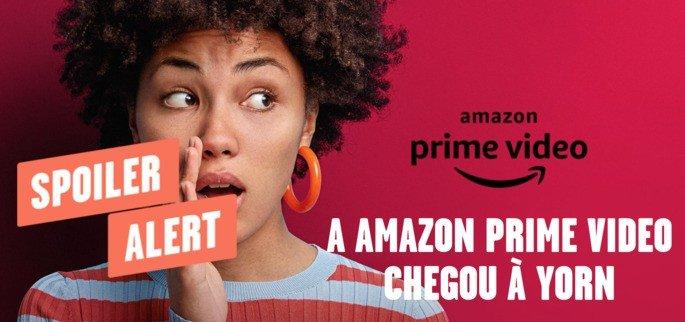 Amazon Prime Video Yorn