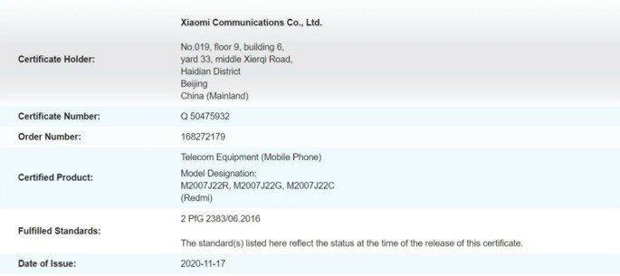 Redmi Note 9T Xiaomi - Techenet