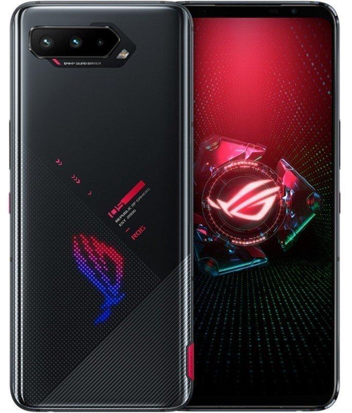 O design do Asus ROG Phone 5
