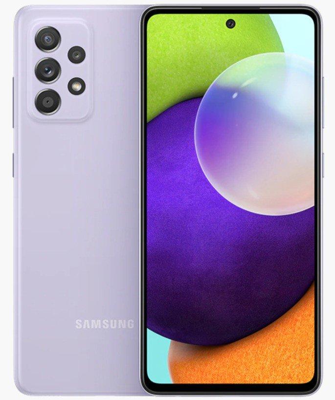 Este é o Samsung Galaxy A52