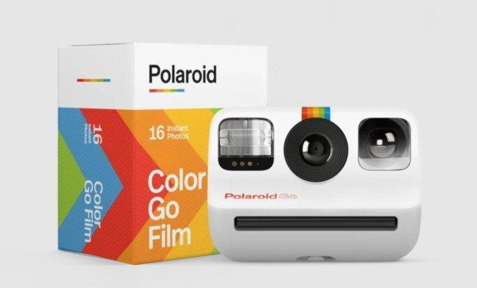 'Starter pack' da Polaroid Go