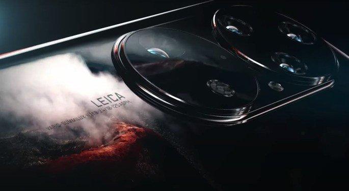 Huawei confirma parceria com a Leica nos P50