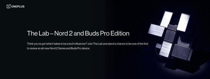 OnePlus Buds Pro e OnePlus Nord 2