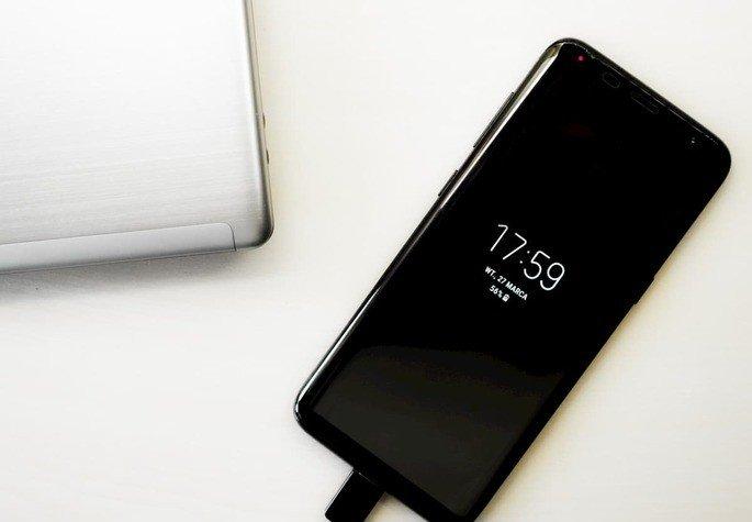 OPPO carregamento smartphones