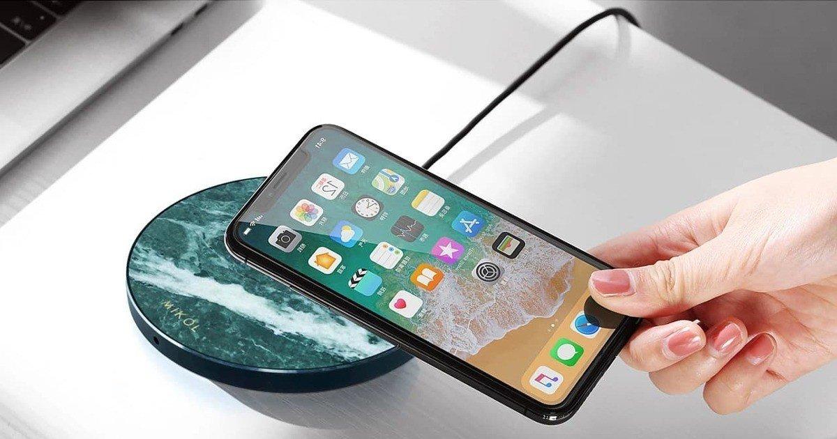 iPhone 8 pode ter carregamento sem fios mais lento