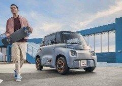 Carro elétrico da Citroën que custa 6900€ prestes a entrar em pré-venda