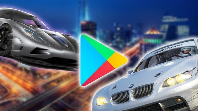 cars google play