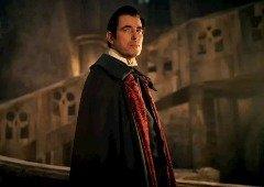 Cartaz publicitário da série Dracula é simplesmente genial!