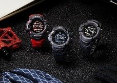 Casio revela novo relógio robusto G-Shock com WearOS