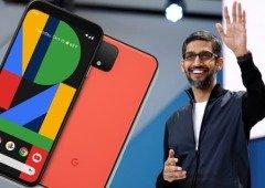 CEO da Google fala sobre smartphones e admite que há muito a melhorar!