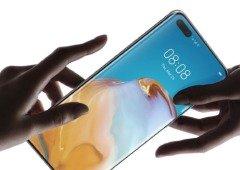 CEO da Huawei justifica ausência dos 120Hz no ecrã dos Huawei P40
