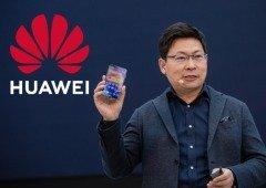CEO da Huawei quer voltar a ter serviços Google nos seus smartphones