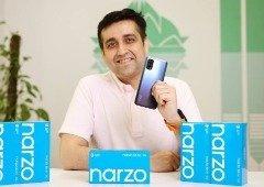 CEO da Realme faz promessa importante nos seus smartphones baratos