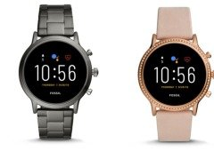 Chegaram os novos smartwatches da Fossil! E que fantásticos eles são!