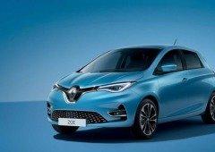 Chegou o novo Renault ZOE com mais autonomia e mais potência