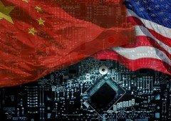 China contra ataca e bane uso de tecnologia americana no governo