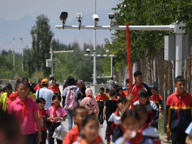Huawei China Uigure