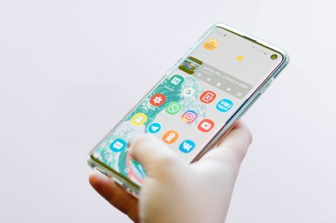 smartphones Samsung Google