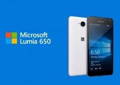 Lumia 650 é agora oficial!