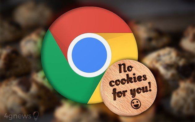 Google Chrome No Cookies