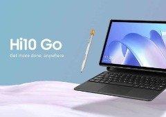 CHUWI Hi10 GO: o primeiro tablet híbrido 2 em 1 com chip Intel a 10 nm