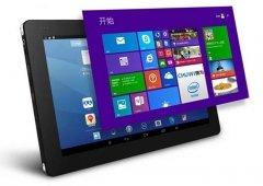 Chuwi Vi10 o novo tablet dual boot #chinaaopoder