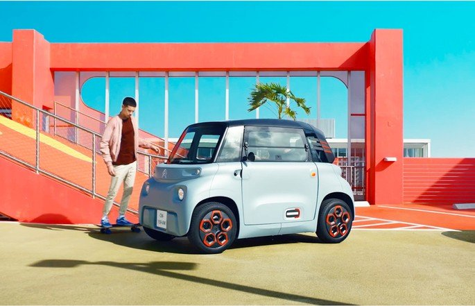 Citroën Ami carro elétrico