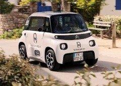 Citroën Ami: pequeno veículo elétrico já tem versão comercial