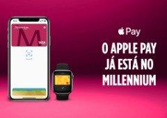 Clientes Millennium bcp já podem usar o Apple Pay para pagamentos