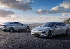 Clone chinesa da Tesla não tem vergonha na cara, até o site copiou!