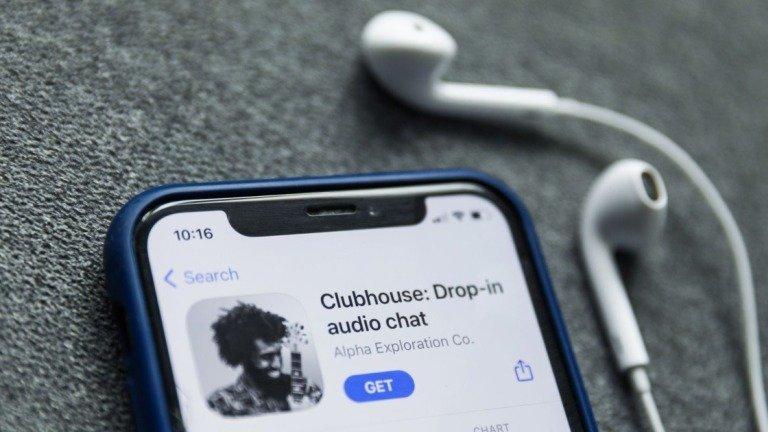 Clubhouse bate o Instagram, WhatsApp, TikTok e lidera as tabelas!