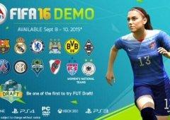 FIFA 2016 já tem demo e nós já testamos