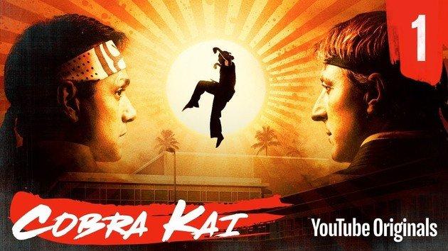 Cobra Kai YouTube Originals