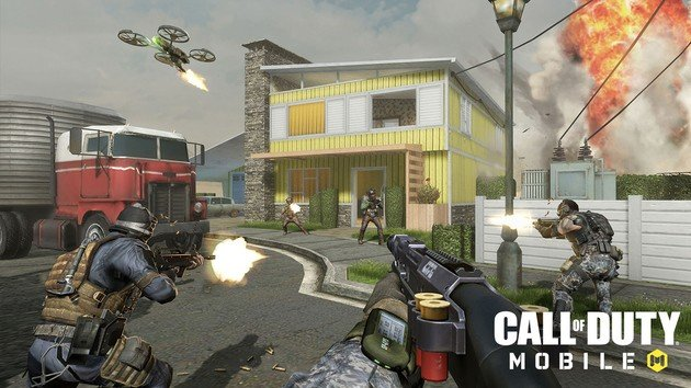 Call of Duty Mobile Nuketown