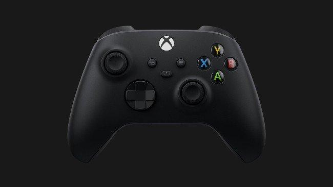novo comando Wireless da Xbox Series X e Series S