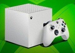 Comando para a Xbox Series X confirma uma segunda versão da consola