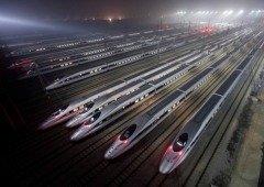 Comboio 'flutuante' super rápido está a ser desenvolvido na China