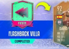 Como completar o Flashback David Villa no Fifa 19 Ultimate Team
