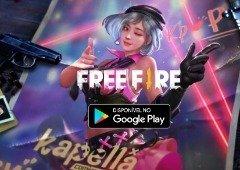 Como jogar Free Fire na Google Play Store sem instalar o jogo