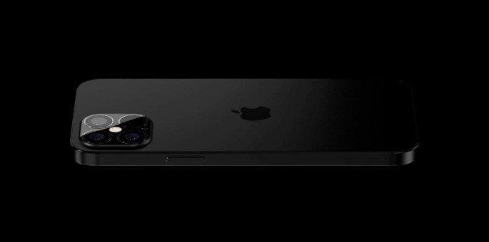Conceito do iPhone 12