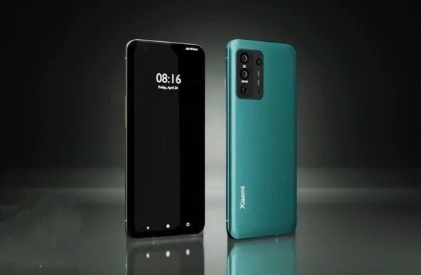 Conceito do Xiaomi Mi 11