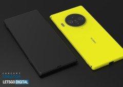 Conceito impressionante mostra Nokia 9.3 com design clássico dos Lumia! (vídeo)