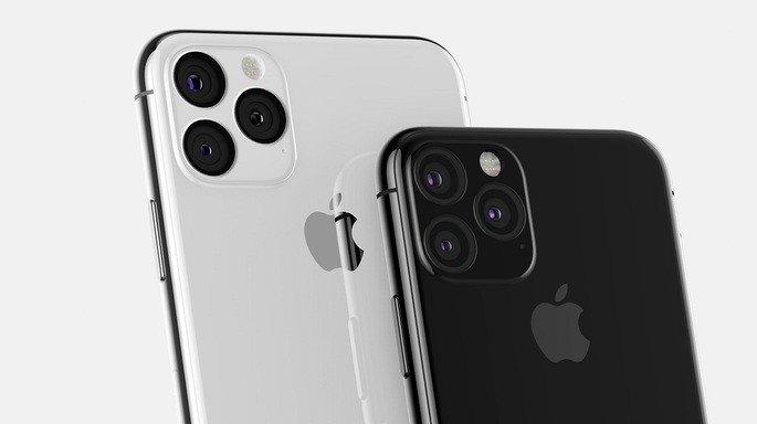 iPhone XI e XI Max
