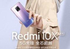 Confirmado! Xiaomi Redmi 10X será o primeiro a chegar com a MIUI 12 de fábrica!