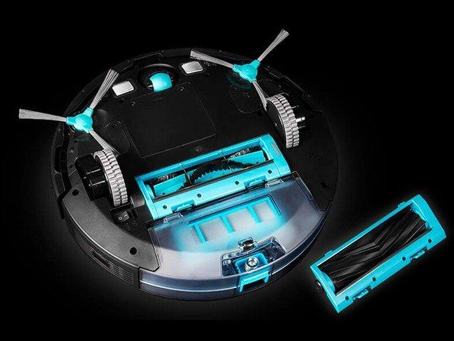Robot aspirador CONGA SERIE 1090