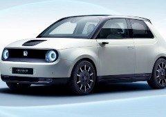 Descobre alguns segredos do primeiro carro 100% elétrico da Honda
