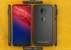 Conhece os preços e especificações do Motorola Moto Z4 e Moto Z4 Force