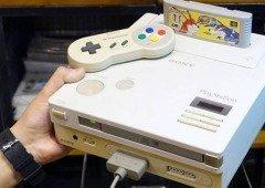 Consola Nintendo/PlayStation: está em leilão e já custa mais de 320 mil Euros